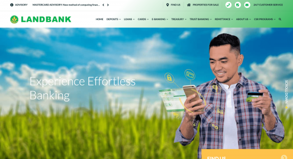 Landbank - Loans up to ₱1 000 000