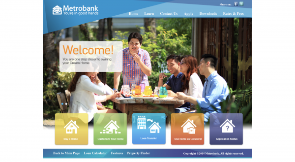 Metrobank Home Loan