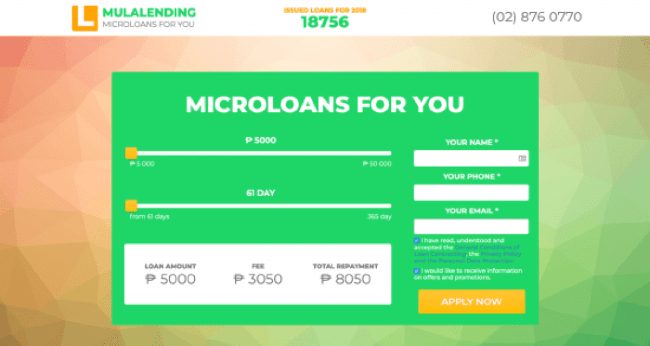 MulaLending - Loans up to ₱50 000