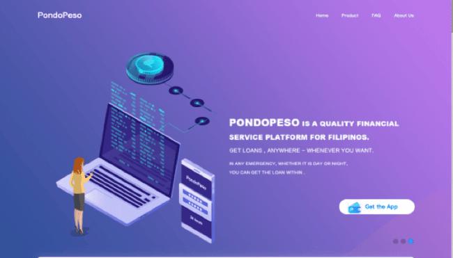 PondoPeso Mobile App